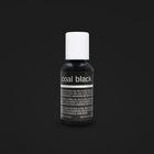 Chefmaster . CHF Chefmaster - Coal Black Gel .70 oz