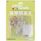 Perler (beads) PRL Clear Shapes Perler Pegboard 5 pcs