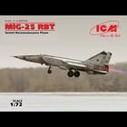 Icm . ICM 1/72 MiG-25 RBT Soviet Reconnaissance Plane