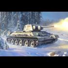 Zvezda Models . ZVE 1/35 Soviet Medium Tank T-34/76 1943 UZTM