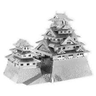 Fascinations . FTN Metal Earth - Iconx- Osaka Castle