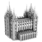 Fascinations . FTN Metal Earth - Iconx - Salt Lake Temple