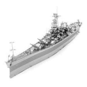 Fascinations . FTN Metal Earth - Iconx - USS Missouri BB-63