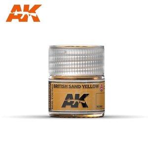 A K Interactive . AKI British Sand Yellow 10ml