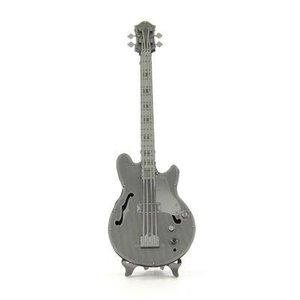 Fascinations . FTN Metal Earth - Electric Bass Guitar