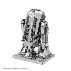 Fascinations . FTN Metal Earth - Star Wars: R2-D2