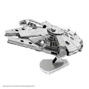 Fascinations . FTN Metal Earth - Star Wars Millenium Falcon