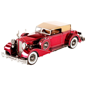 Fascinations . FTN Metal Earth - 1934 Packard Twelve Convertable