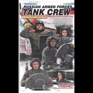 Meng . MEG 1/35 Russian Tank Crew
