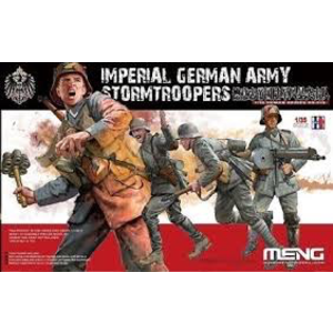 Meng . MEG 1/35 Imperial German Army Stormtroopers