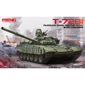 Meng . MEG 1/35 T-72B1 RUSSIAN MAINT BATTLE TANK
