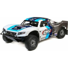 Team Losi . LOS 1/5 5IVE-T 2.0 4WD Short Course Truck Gas BND, Grey/Blue/White