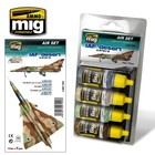 Ammo of MIG . MGA IAF DESERT COLORS ACRYLIC SET