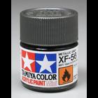 Tamiya America Inc. . TAM Xf-56 Met Grey Acrylic Mini