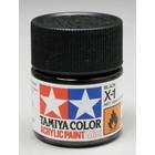 Tamiya America Inc. . TAM X-1 Black Acrylic Mini