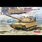 Meng . MEG USMC M1A1 AIM/US ARMY ABR