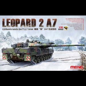 Meng . MEG 1/35 German Main Battle Tank Leopard 2/A7