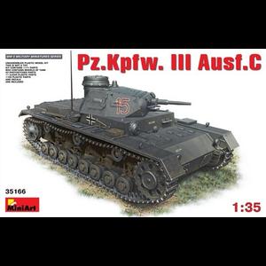 Miniart . MNA 1/35 PZKPFW III AUSF C