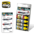 Ammo of MIG . MGA WWII VVS Russian Late Aircraft Set