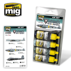 Ammo of MIG . MGA Luftwaffe WWII Mid War NightFighters Color Set