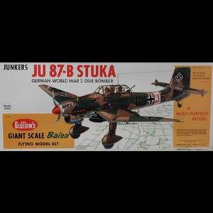 Guillows (Paul K) Inc . GUI JU 87B STUKA
