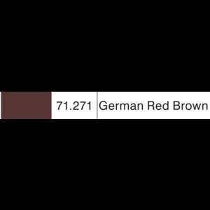 Vallejo Paints . VLJ German Red Brown