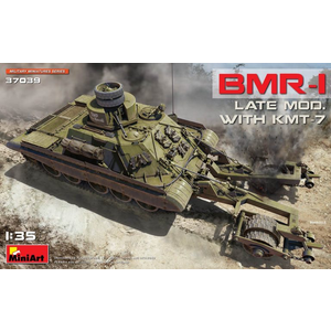 Miniart . MNA 1/35 BMR-1 Late Mod. With KMT-7