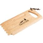 Traeger BBQ . TRG Wooden Grill Scraper
