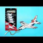 Daron Worldwide Trading . DRN THUNDERBIRD F-16 GLIDER