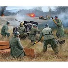Revell of Germany . RVL 1/72 German Pak 40 W/ Soldiers
