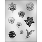 CK Products . CKP Assorted Flower Chocolate Mold