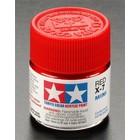 Tamiya America Inc. . TAM X-7 Red Acrylic Mini