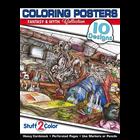Stuff To Color . SFC Line Art Fantasy & Myth