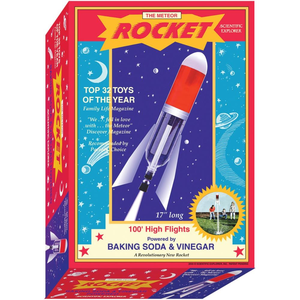 Scientific Explorer Inc. . SNT Meteor Rocket Kit