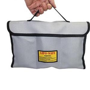 RC Pro . RCP 540X305X50MM LiPo Safe Bag