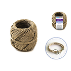 MultiCraft . MCI Natural Hemp Cord 100Ft