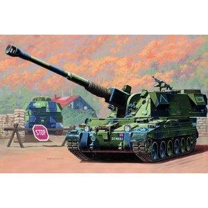 Trumpeter . TRM 1/35 British 155mm AS-90 howitzer