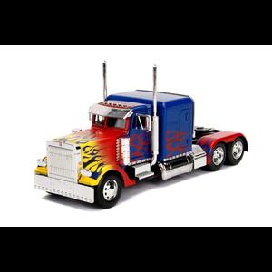 Jada Toys . JAD 1/24 Transformers 1 Optimus Prime