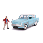 """Jada Toys . JAD 1/24 """"Hollywood Rides"""" 1959 Ford Anglia with Harry Potter"""