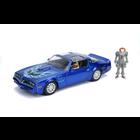 "Jada Toys . JAD 1/24 ""Hollywood Rides"" IT Chapter 2 - 1977 Pontiac Firebird"