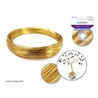 MultiCraft . MCI 7 Strand Beading Wire Gold