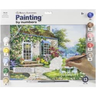 Royal (art supplies) . ROY Spring Patio Paint By Number