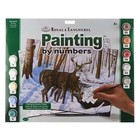 Royal (art supplies) . ROY Winter Bliss Paint by Number
