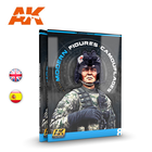 A K Interactive . AKI Learning Sereis 8 Modern Figures Camouflages