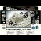Masterbox Models . MTB 1/35 German Tank Crew, 1944-1945
