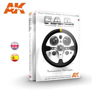A K Interactive . AKI Civil Vehicles Scale Modelling F.A.Q Book