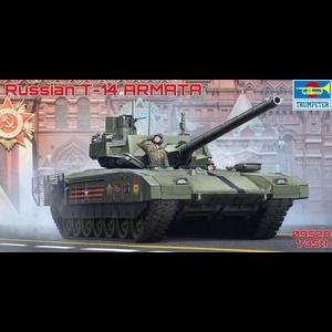 Trumpeter . TRM 1/35 Russian T-14 Armata MBT
