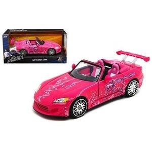 Jada Toys . JAD 1/24 F/F Suki's Honda S2000 Pink