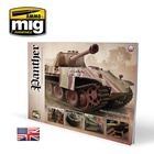 Ammo of MIG . MGA Panther - Visual Modelers Guide Book