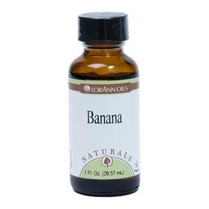 Lorann Gourmet . LAO Banana - Natural 1 oz